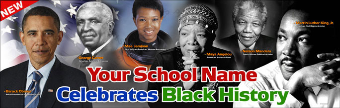 Black History Quote Banner