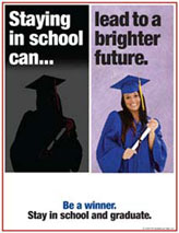 Drop Out Prevention Poster