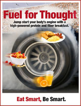 Fuel for Thought Poster