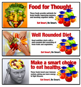 Healthy Food Choice Nutition Poster